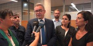 Diyarbakır'da bulunan AB heyeti: Başkanların görevden alınması kaygı verici