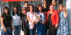 Diyarbakırlı iş kadınlarından Yılmaz'a destek ziyareti