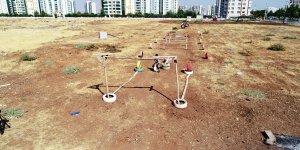 VİDEO- Diyarbakırlı Serkan 'Survivor' hayali için parkur kurdu