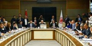 Yargı Reformu'nun ilk paketi TBMM Adalet Komisyonundan geçti