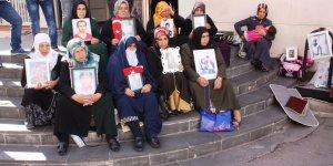 HDP önündeki ailelerin oturma eylemi 36'ncı gününde