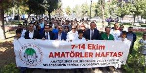 Diyarbakır'da Amatör Spor Haftası etkinlikleri start aldı