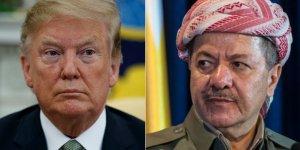 Barzani'den Trump'a: Kürtlerin kanı silah ve paradan değerlidir