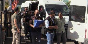 Diyarbakır'da petrol boru hattından hırsızlık