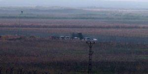 AFAD ve askeri yetkililerden Suriye sınırında inceleme