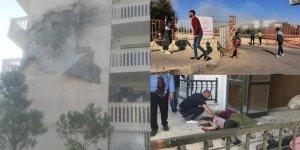 Akçakale ve Nusaybin'de patlama: 3 ölü, 53 yaralı