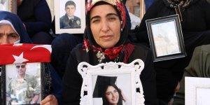 HDP önündeki ailelerin oturma eylemi 39'uncu gününde