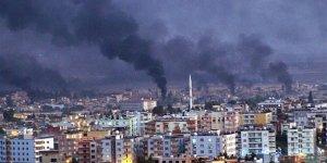 Rasulayn'da çatışmalar şiddetlendi