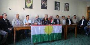 Diyarbakır'da toplanan Kürt Partilerden çağrı: Operasyonlar dursun