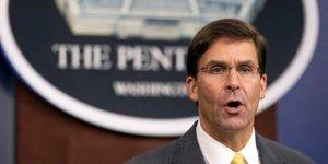 ABD Savunma Bakanı Esper: Suriye Demokratik Güçleri ile aynı noktalardayız