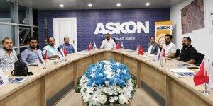 ASKON Diyarbakır'a yatırım yapacak
