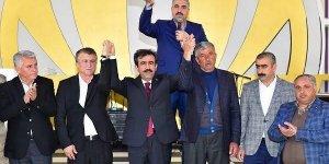 Vali Güzeloğlu barış heyeti kurdu!