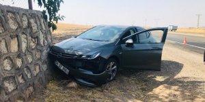 Siirt'te kaza: 1 yaralı