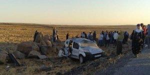 Diyarbakır'da feci kaza: Anne ve kızı öldü, 4 yaralı