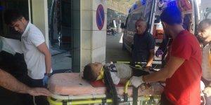 Siirt'te kaza: 1 çocuk ağır yaralı
