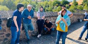Çin'li tur operatörleri Diyarbakır'a hayran kaldı