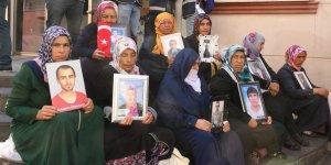 HDP önündeki ailelerin oturma eylemi 49'uncu gününde