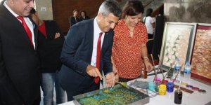 """Diyarbakır'da """"Hayat Boyu Öğrenme"""" Şenliği"""