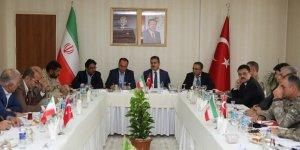 Türkiye ile İran arasında 'alt güvenlik komite toplantısı'