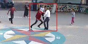 Diyarbakır'da öğretmene saldırı olayına tepki
