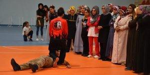 Kadınlar, şiddete karşı kendilerini Krav maga ile savunacak