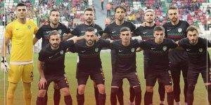 Amedspor İstanbul'dan eli boş döndü