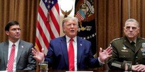 Trump, petrol için Suriye'ye çark etti