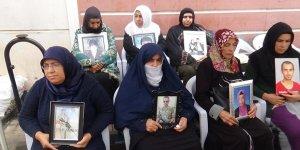 Ailelerin HDP önündeki oturma eyleminde 57'nci gün