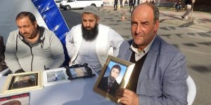 HDP önündeki ailelerin oturma eylemi 2'nci ayına girdi