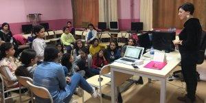 Mardin'de öğrencilere robotik ve kodlama eğitimi