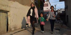 Şırnaklı öğretmenler bir günde 8 bin evi ziyaret etti
