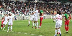 Amedspor maçında ikinci gol sesi!