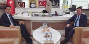 Diyarbakır İl Emniyet Müdürü Yaman'dan Beyoğlu'na ziyaret