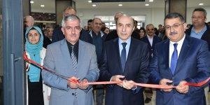 DÜ'de 'Anadolu'dan izler' temalı resim sergisi açılışı