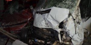 Muş'ta feci kaza: 2 ölü, 3 yaralı