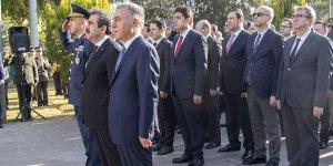 Bölge illerinde Atatürk'ü anma törenleri