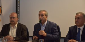 Diyarbakır'da konuşan Eker: Erdoğan'a sahip çıkmalıyız