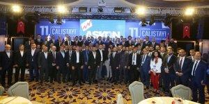 ASKON 300 iş insanı ile Antalya'da toplandı
