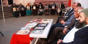 HDP önünde oturan ailelerin eylemi 70'inci gününde