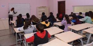 Büyükşehir'den  ücretsiz LGS kursu