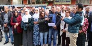 HDP, Diyarbakır'da kayyum atamalarını protesto etti