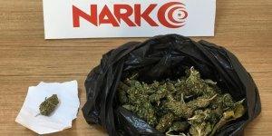 Elazığ'da narkotik operasyonları: 2 tutuklama