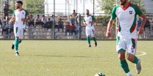 Silvan Belediyespor'da galibiyet sevinci