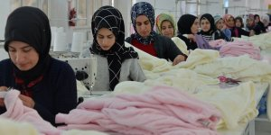Bingöl'de 460 kişi tekstilde iş buldu
