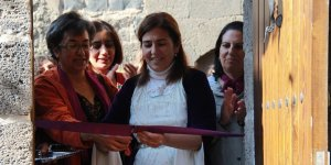 Amida Kadın Merkezi yeniden açıldı