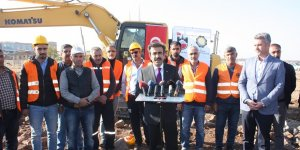 Büyükşehir, Eğitim ve Araştırma Hastanesi girişini yeniliyor