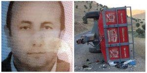 Traktörün altında kaldı, hayatını kaybetti
