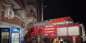 Viranşehir'de tamirat sırasında patlama