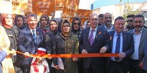 Diyarbakır'da Ak Partili kadınlardan 25 Kasım açıklaması