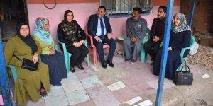 Beyoğlu,Yeniköy'de vatandaşlarla buluştu